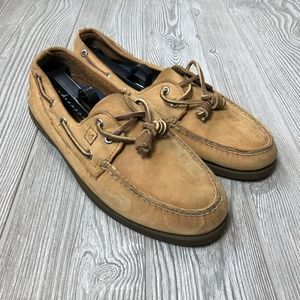 Sperry Top-sider Moccasin Shoes See Measurements